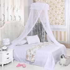Ceiling Bed Canopy Andux Ceiling Mosquito Nets Dome Lace Princess Bed Canopy Wz 01