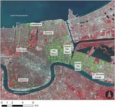 New Orleans 9th Ward Map by Hurricanes And Natural Disasters Those Badly Hit Often The Ones