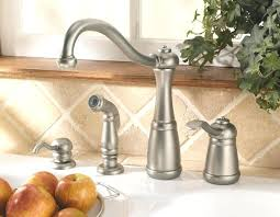 pewter kitchen faucet breathtaking kitchen faucet supply lines installation of a vessel