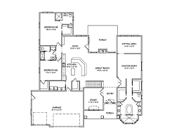 starter home floor plans prairie house plans home design mas1041