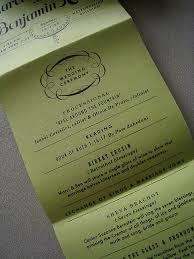 wedding program stationary 30 wedding program design ideas to guide your wedding guests