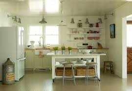 kitchen island with open shelves white kitchens mr barr