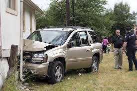 woman dies after vehicle crashes into centralia home news
