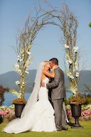 Wedding Ceremony Arch Arches Galore An Array Of Arch Ideas Both The Different And The
