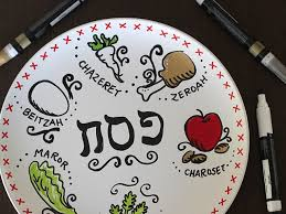 what goes on a seder plate for passover seder plates craft for passover