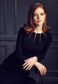 Good Fight Franchise Fred Interview Rose Leslie On The Good Fight We Live