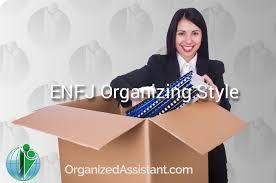 enfj organizing profile your organizing business