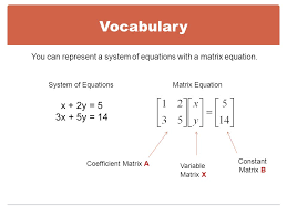 solve system of equations inverse matrix calculator