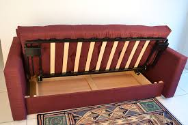 Under Sofa Storage by Vast Futon With Large Under Seat Storage Compartment