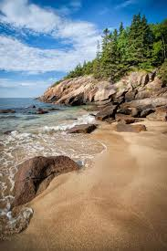 Sand Beach by 372 Best Maine Images On Pinterest Acadia National Park