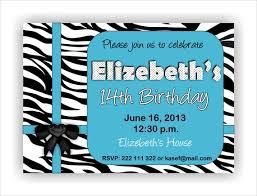 teal zebra print invitation printable free u2013 orderecigsjuice info
