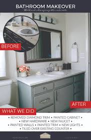 tiger bathroom designs one simple budget remodel idea with spectacular results u2014 pig