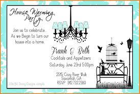housewarming party invitation wording word format resume