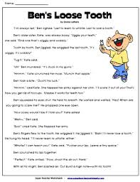 reading comprehension worksheets for 3rd grade reading for