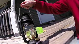 Paraffin Lamp Oil Walmart by V U0026o Kerosene Lantern Unboxing Why These Are Great For