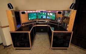 Custom Gaming Desk Custom Gaming Pc Desk Amazing Pc Gaming Desk Setup Cool