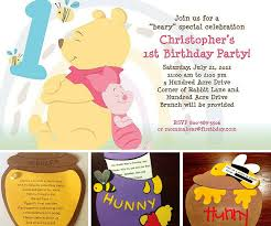 pooh party ideas winnie pooh party ideas birthday box