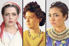 modern egyptian hairstyles time traveler s reference roman hairstyles the second most
