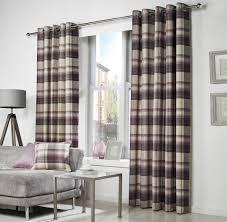 Black Gingham Curtains Living Room Gray Tartan Curtains Tartan Curtains Velvet