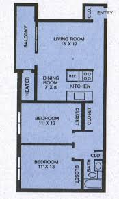 west knoll 2 bedroom floor plan english language institute