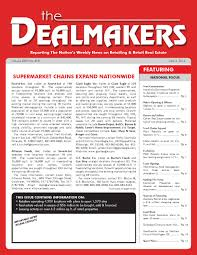 dealmakers magazine may 3 2013 by the dealmakers magazine issuu