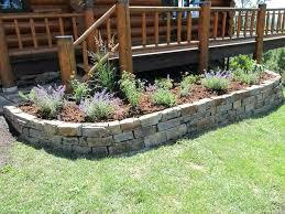 stone raised garden bed designs flower beds gardening ideas u2013 chat7