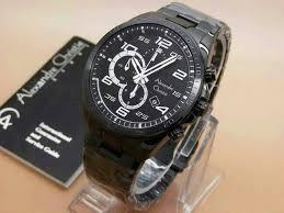 Jam Tangan Alexandre Christie Terbaru Pria jual jam tangan alexandre christie ac 6343 original