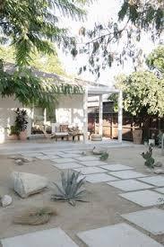 Desert Backyard Ideas Home Tour Tasteful And Timeless In Austin Drought Tolerant