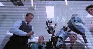 robocop electrocutes himself youtube robocop 1987 birth reveal scene the original is more than just
