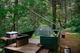 4 canvas tent creekside camp nauvoo ca 10 hipcamper reviews
