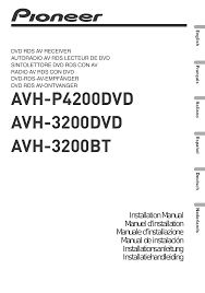 pioneer avh p3200bt wiring harness diagram for p3200dvd with