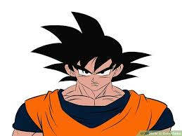draw goku pictures wikihow