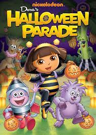 New Halloween Movies For Kids by Amazon Com Dora U0027s Halloween Parade Dora The Explorer Movies U0026 Tv