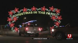 yukon ok christmas lights christmas events in yukon news9 com oklahoma city ok news