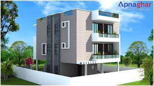 Triplex House Plans Luxury Is The Mantra Behind This 4 Bedroom Duplex House Design In