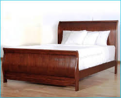 King Size Sleigh Bed Bedding Marvelous Sleigh Bed Frame 6361912199171955071266124835