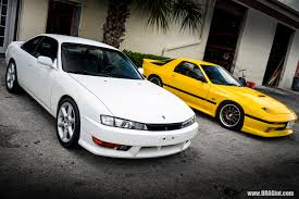 nissan 240sx s14 jdm 240sx zenki project gets full serving of kouki and jdm drag