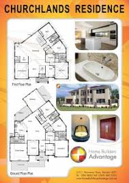 Upside Down Floor Plans Double Storey Floor Plans