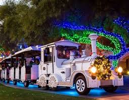 Fire Trucks Decorated For Christmas Christmas At The Princess Event Scottsdale Az Resort