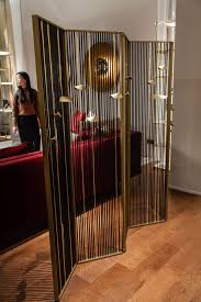 Beautiful Decoration Element Stunning Folding Screens Which Easily Double As Home Decorations