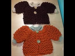 sueter tejido a dos agujas youtube como tejer abrigo o suéter para bebé a dos agujas youtube tejido