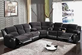 Reclining Sofa Sectionals Sofa Beds Design Stylish Traditional Reclining Sectional Sofas