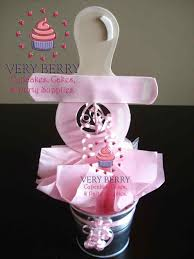 personalized baby shower centerpieces to make yourself baby shower