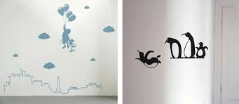 stikers chambre bebe stickers muraux pour chambre d enfants paperblog