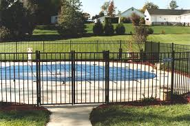 ornamental fencing chain link fence arundel county
