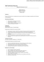 Ct Tech Resume Pc Technician Resume Template Billybullock Us
