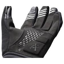 shimano winter extrem winter gloves black bike24