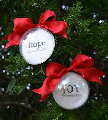 personalized ornaments swell noel idea 2 positively