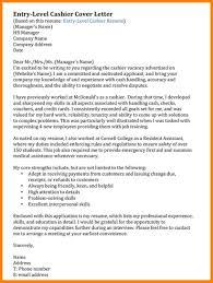 cover letter cashier 10 cover letter for cashier affidavit letter