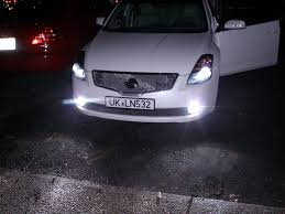 nissan altima 2013 led headlights phantomcaliber1 2007 nissan altima specs photos modification